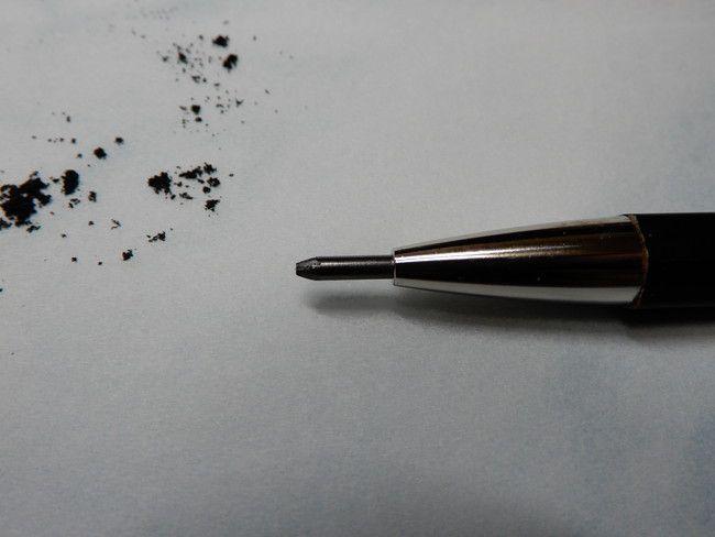 レビュー・感想、芯削り器で削ってみる