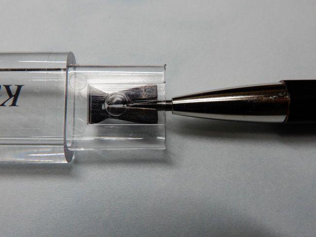 レビュー・感想、芯削りの正しい使い方