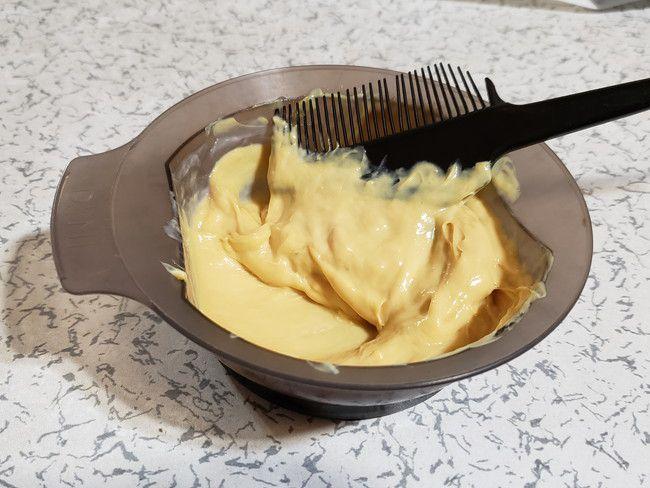 オルディーブ シーディルの使い方1.1液と1液をよく混ぜよう
