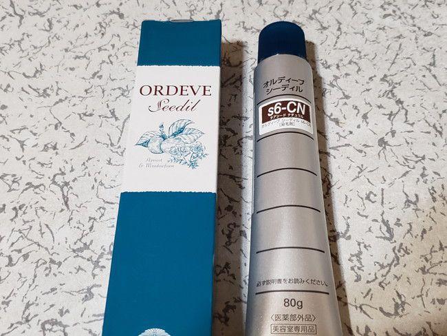 【美容師が使い方を説明】オルディーブ シーディルを使ってセルフで白髪染めをしよう!