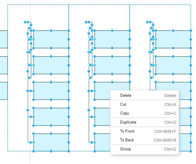 GitMindのフロートチャートは作りにくい