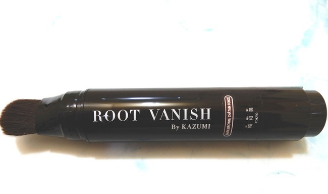 白髪隠しカラーリングブラシROOT VANISHの大きさ