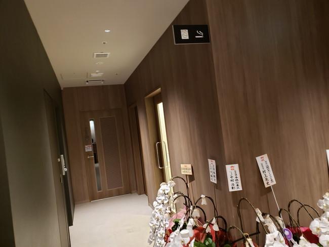 変なホテルは全館禁煙なので、たばこを吸う人は1階の喫煙室を利用