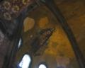 アヤ・ソフィア ローマ帝国時代キリスト教の聖堂として建てられた