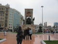 イスタンブール タクシム広場