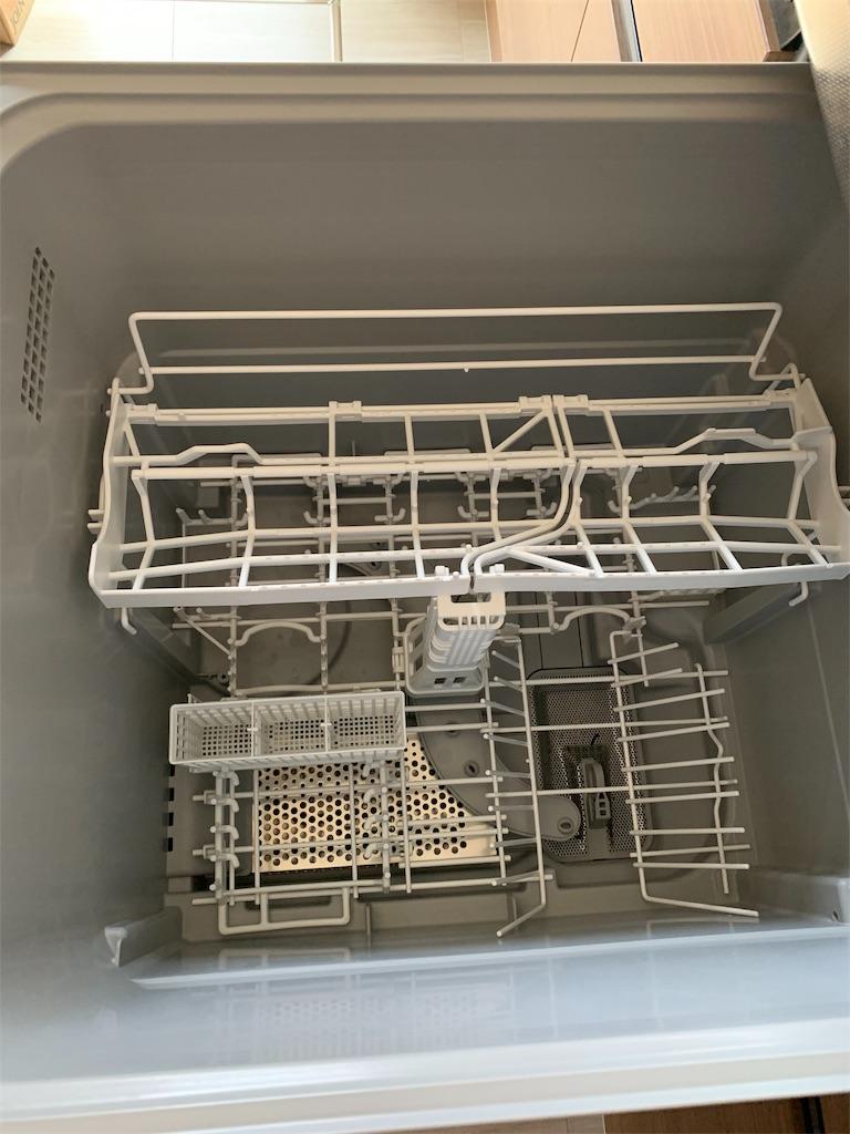 リシェルSIの深型食器洗い乾燥機は予約機能付き