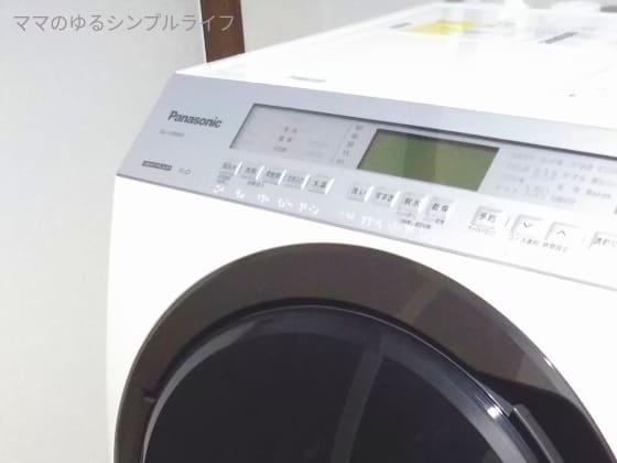 Panasonic ドラム式洗濯乾燥機