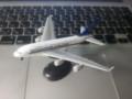 [twitter] 円高なのでA380をキャッシュでお買い上げ。