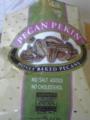 初めてのピーカンナッツ。この味はやみつきになる。