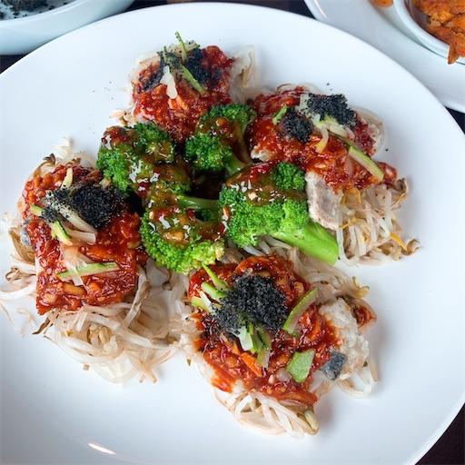 韓国料理おかず