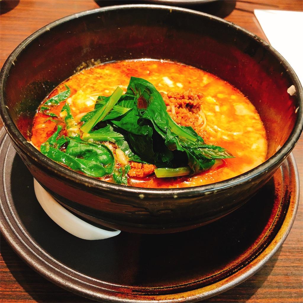 名古屋駅地下ユニモールで美味しい担々麺を食す『想吃担担面』