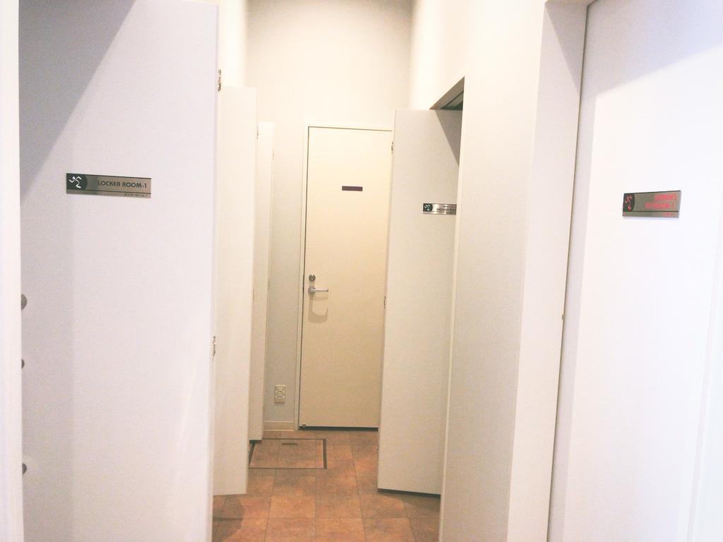 ANYTIMEFITNESSエニタイムフィットネス泉岳寺駅前店