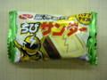 有楽製菓 ちびサンダー バナナチョコ味