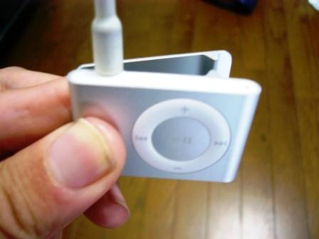 iPod Shuffle指