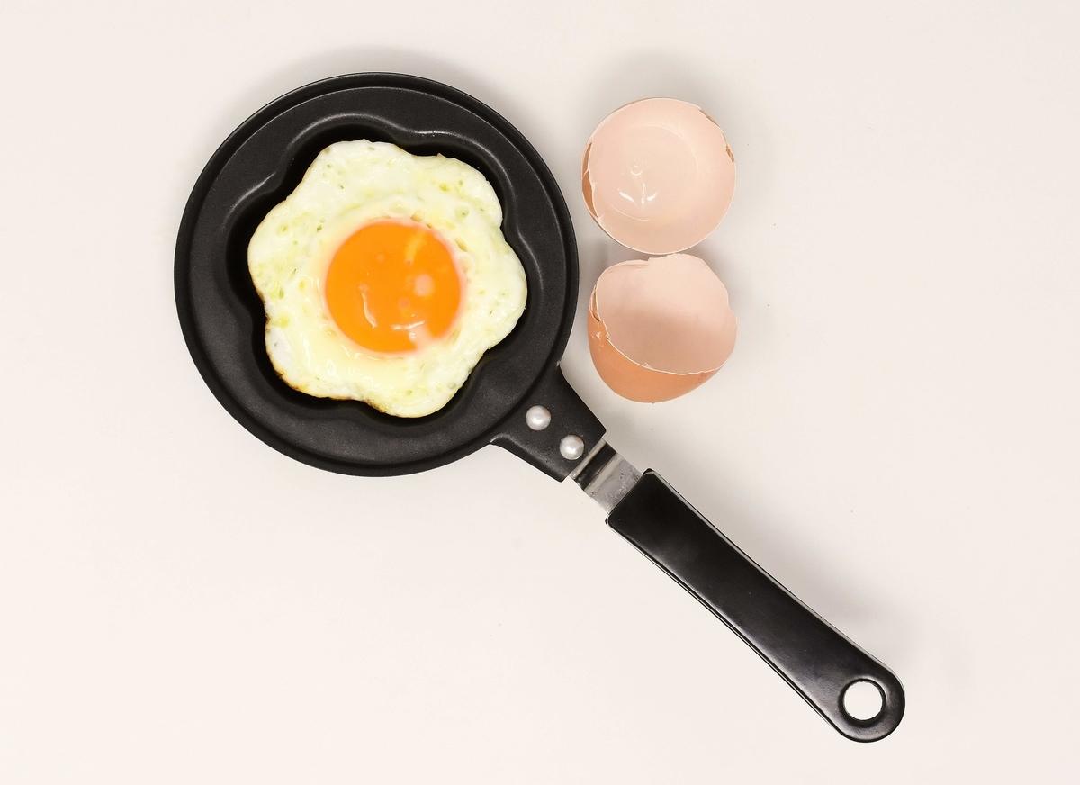 卵は一週間に6個までにしないと糖尿病や心不全になる