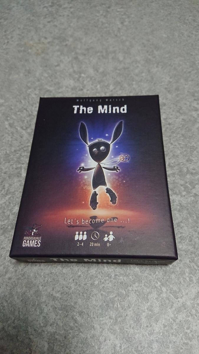The Mind カードゲーム