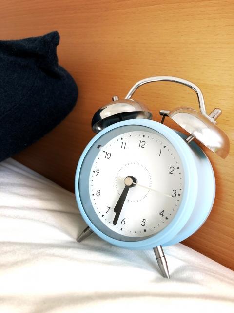 枕のお世話になる時間は意外に長い