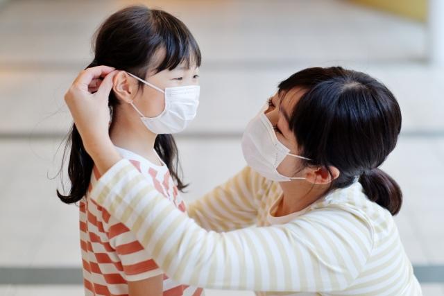 自分や家族に合ったマスクを選ぶ