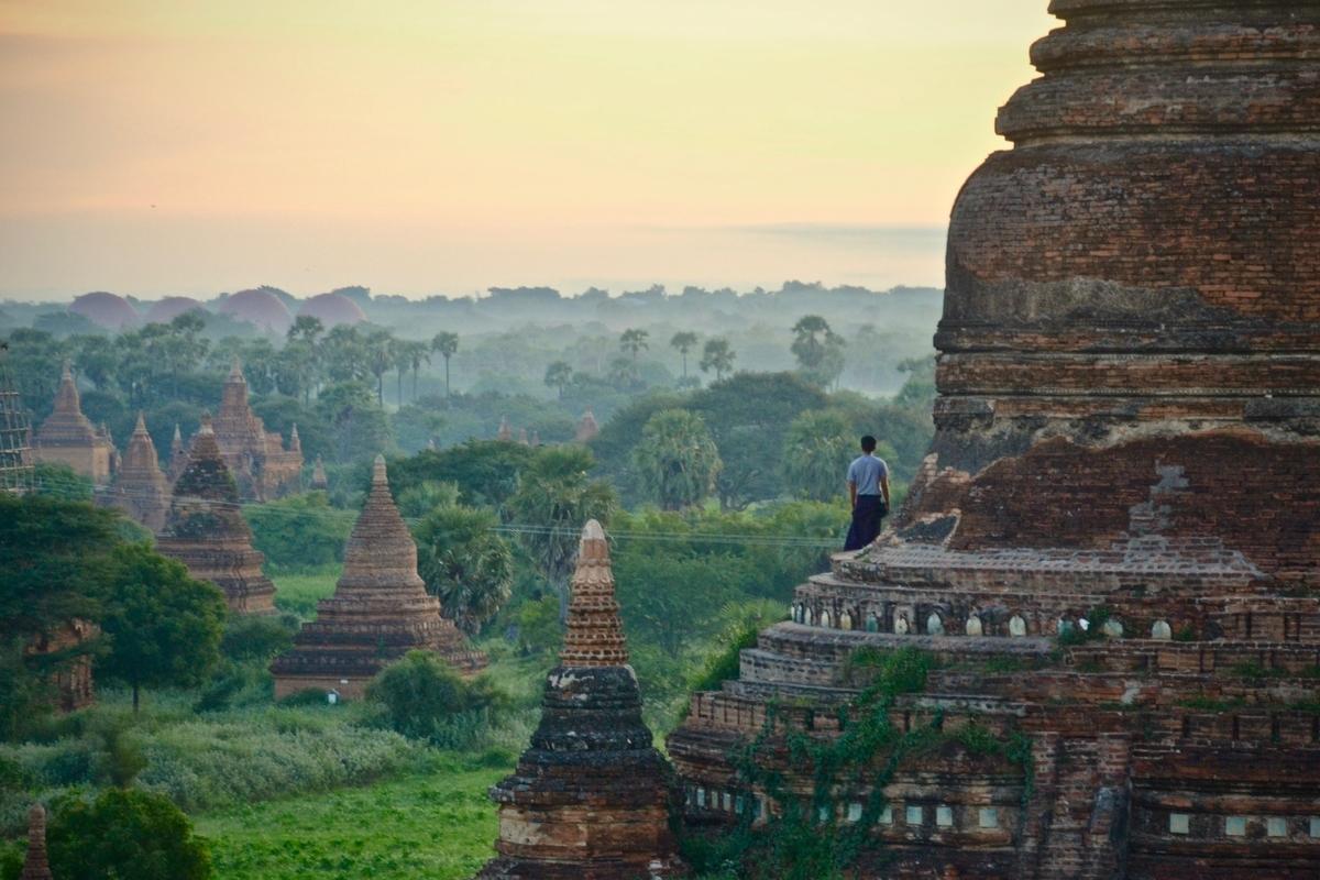ミャンマーの古都バガン