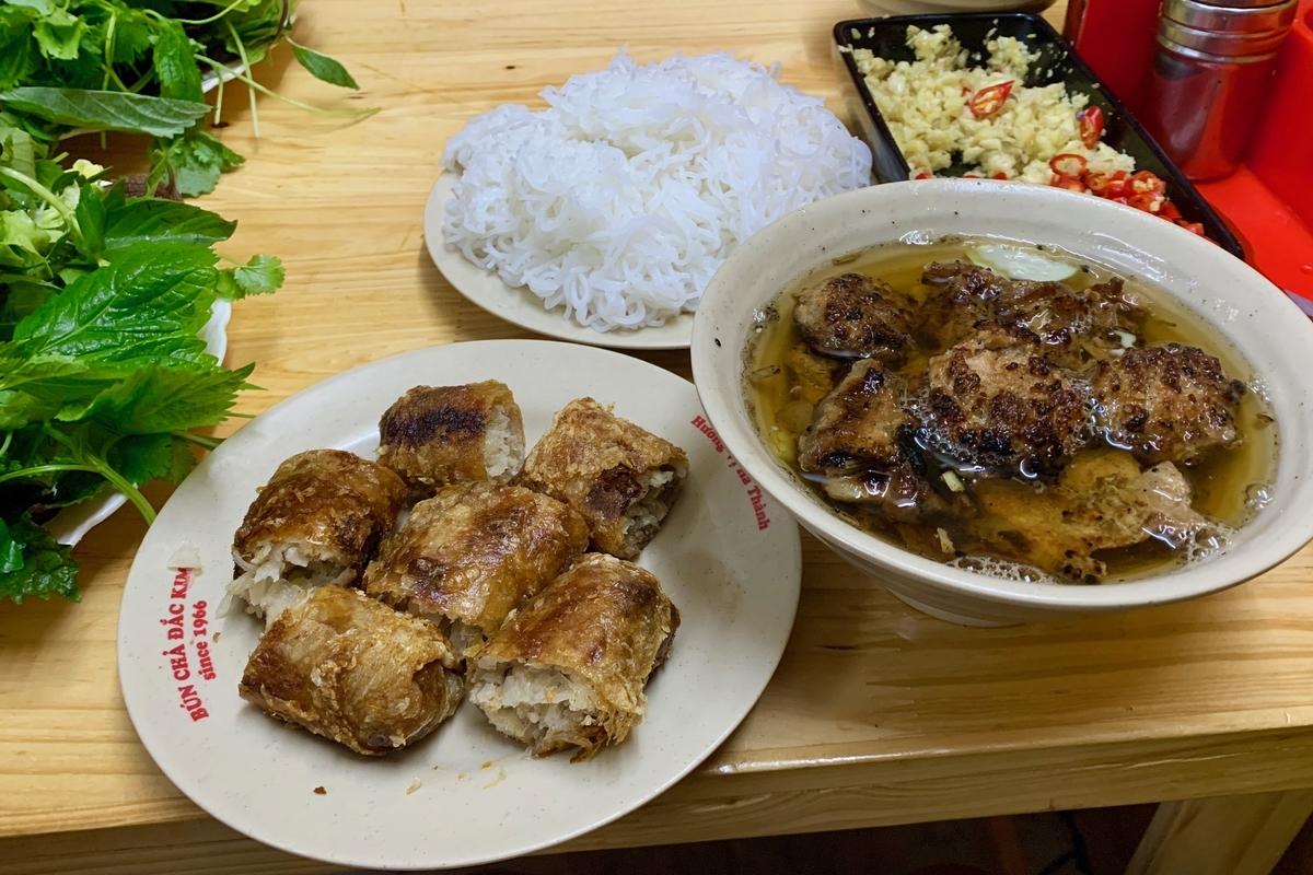 おすすめの世界の料理⑤ブンチャー(ベトナム)