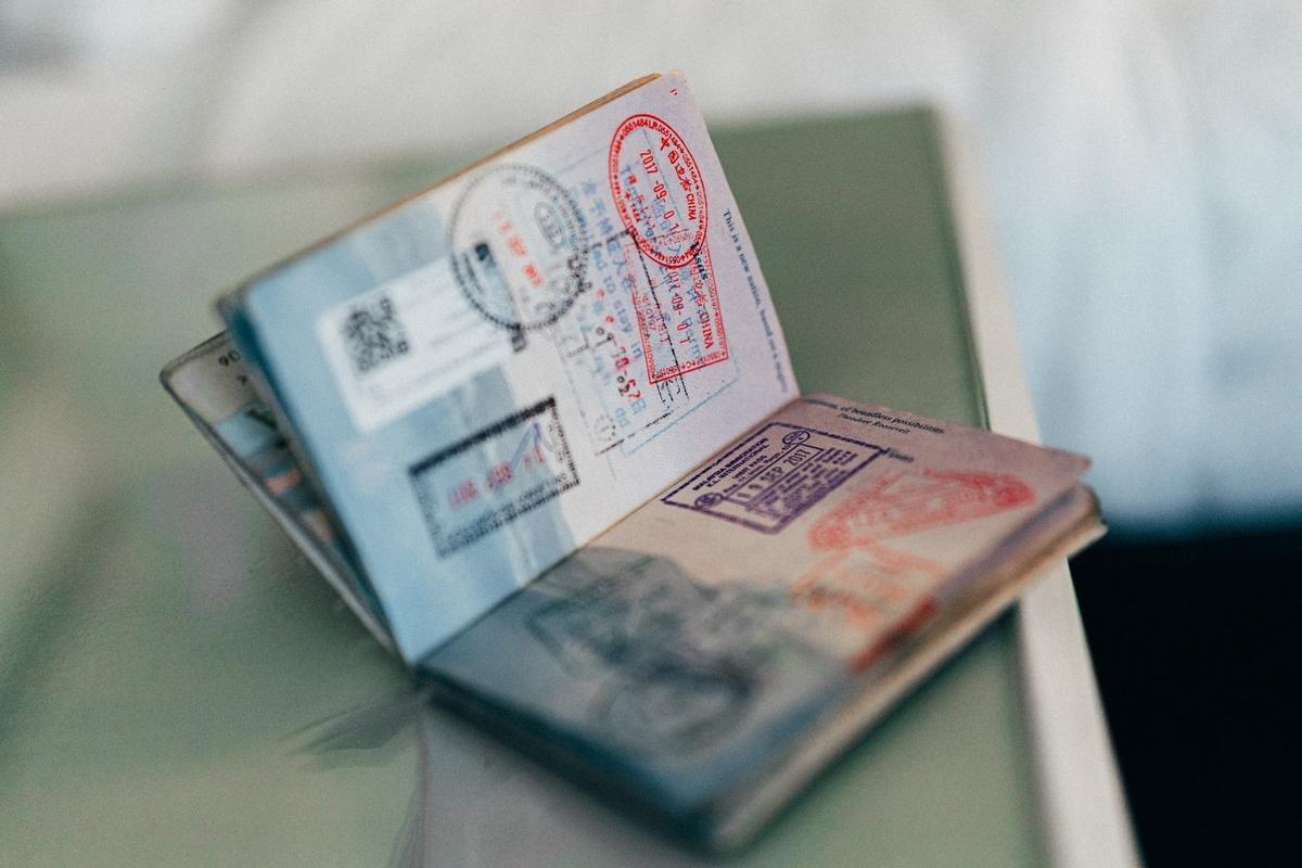 世界最強の日本のパスポートをもって海外へいこう!