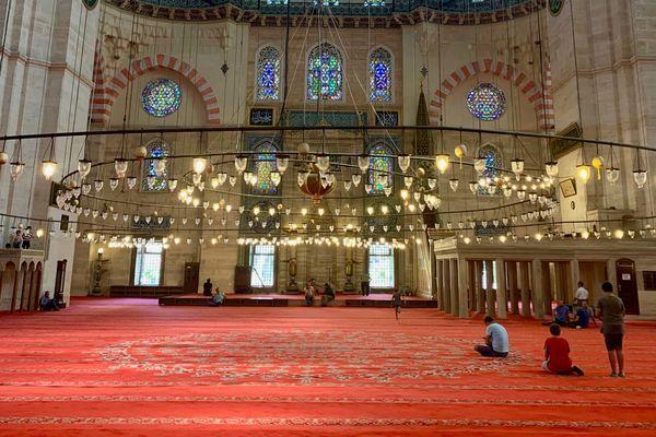 イスタンブール観光のココが面白い②美しいモスク