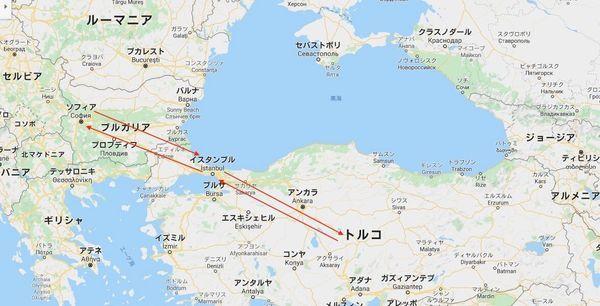 期間別、おすすめトルコ観光ルート