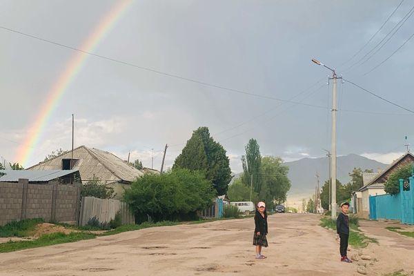【観光地に飽きたらひと休み】キルギスのボコンバエバ村