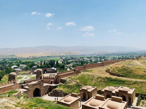 おすすめの古代遺跡:ヒッソール要塞(タジキスタン)