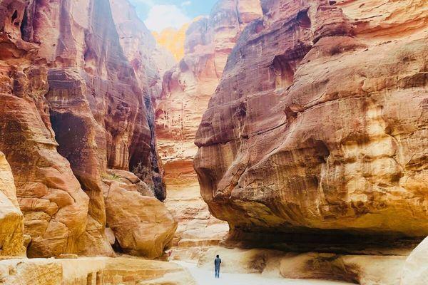 おすすめの古代遺跡:ペトラ遺跡(ヨルダン)