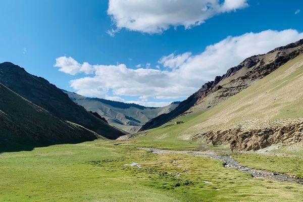キルギス観光にトレッキングは欠かせない