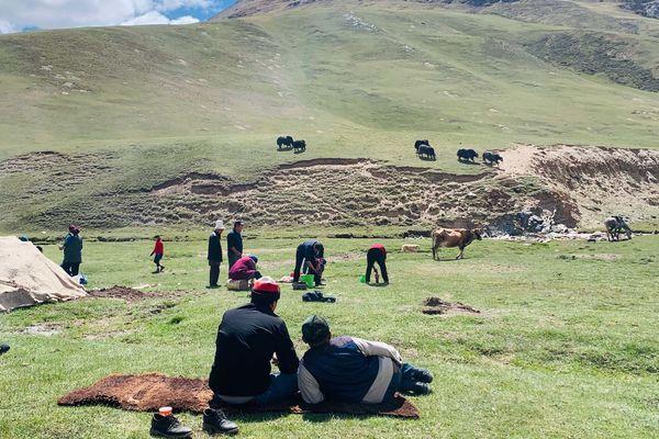 キルギスおすすめの大自然観光スポットはタシュラバット