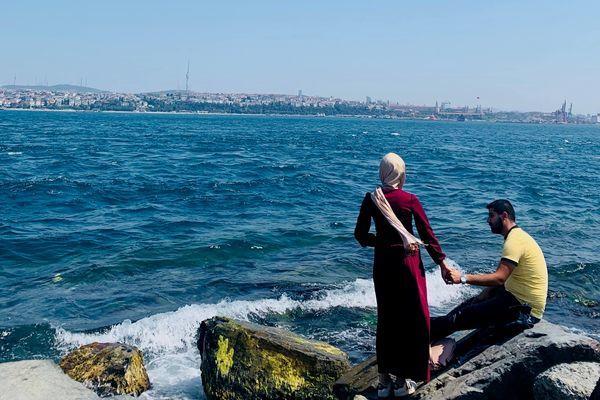 イスタンブールにはアジアとヨーロッパの境界線【トルコ観光のすすめ】