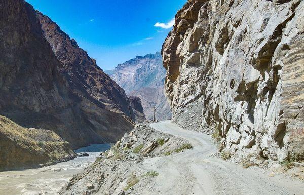 パミール高原はタジキスタンの一大観光地