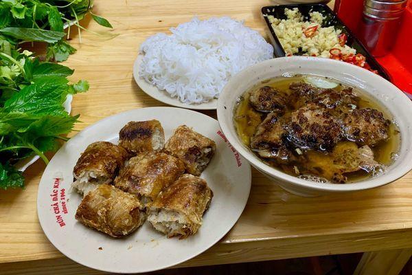 やっぱり美味しいベトナム料理(ブンチャー)