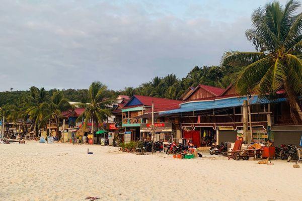 【アンコールワットだけじゃない】カンボジア観光の魅力【ロン島】