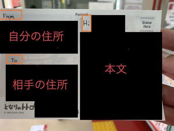 【世界どこでも70円】ポストカードを海外へ送る方法【エアメール】