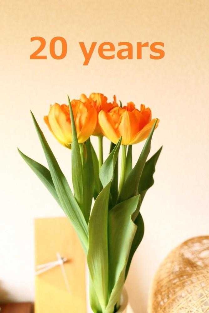事務所設立20周年
