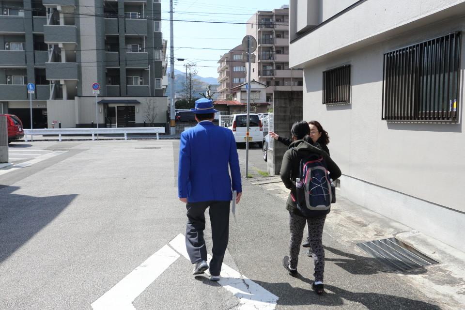 龍馬町歩き