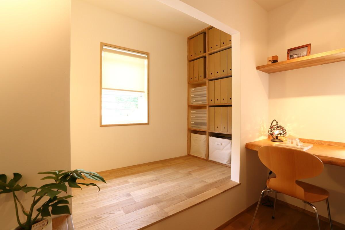 ひとり3.75畳の個室