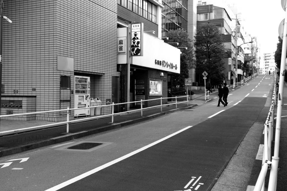 神楽坂の名画座ギンレイホール