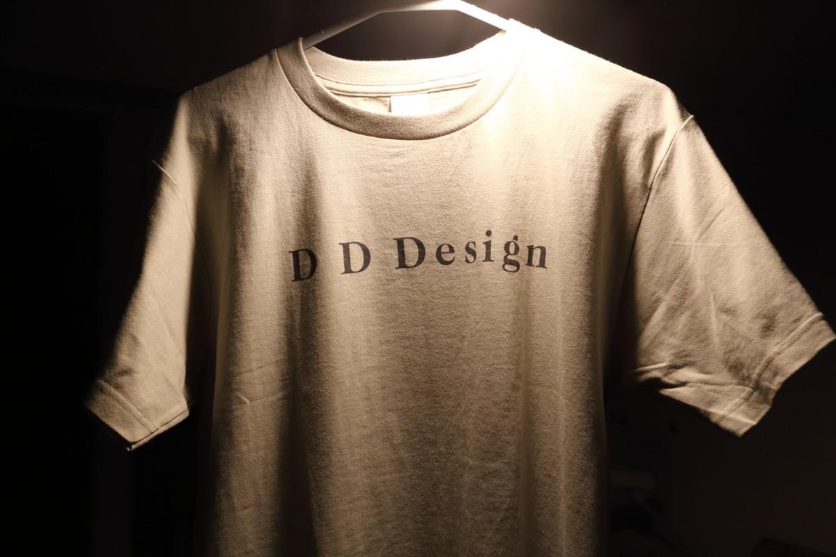 DDDesignオリジナルTシャツ