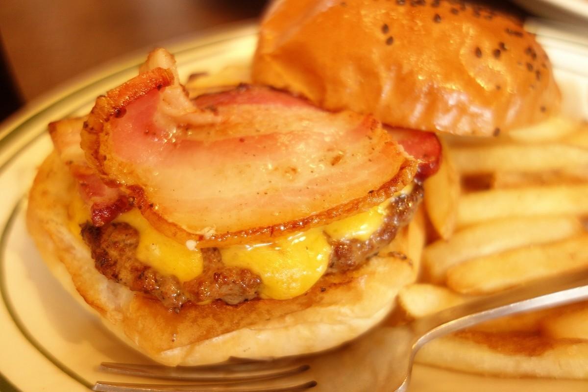 としまえん ハンバーガー