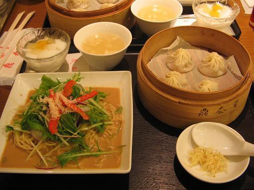 坦々麺セット