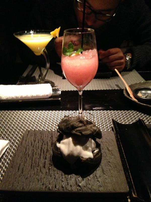 忍者レストランの創作料理 感想 評判 口コミ