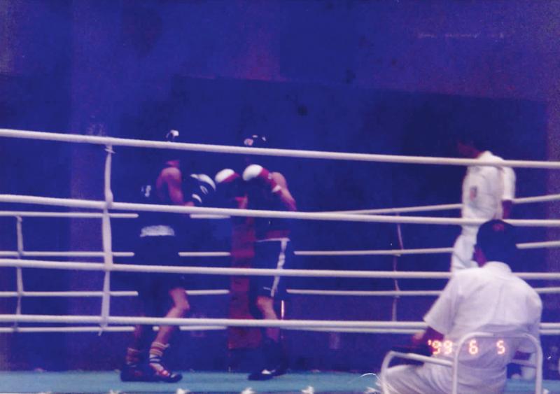 ボクシング 帝京大学高校 関東大会