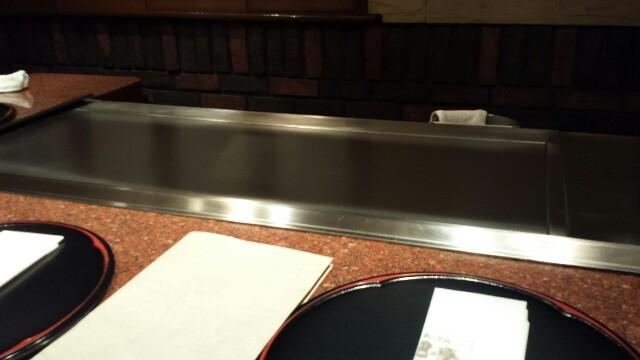 土肥亭 鉄板焼き ステーキ