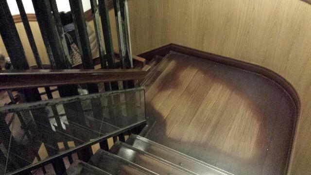 名古屋城 階段 写真