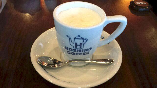星乃珈琲 ウインナーコーヒー 写真