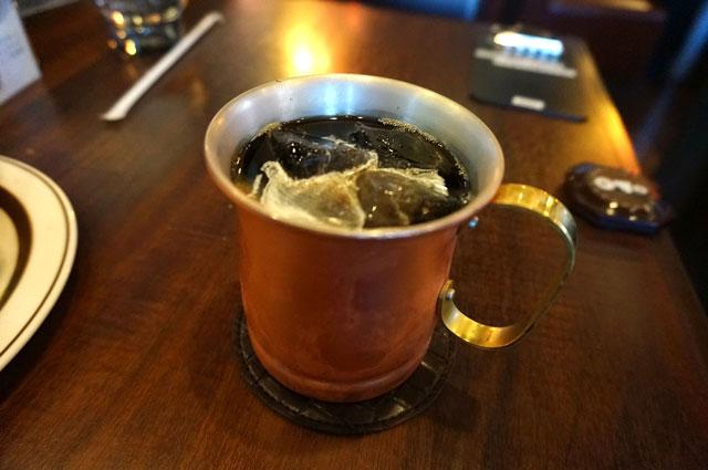 星乃珈琲 モーニング アイスコーヒー 写真